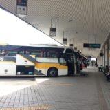 プサンからソウルへのバス移動について