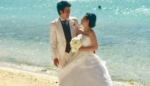 ゆみしん夫婦の結婚式@グアム