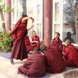 東チベットの甘孜・ガンゼのお寺観光