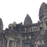 【The 67th day①】カンボジア!アンコールワットへ!