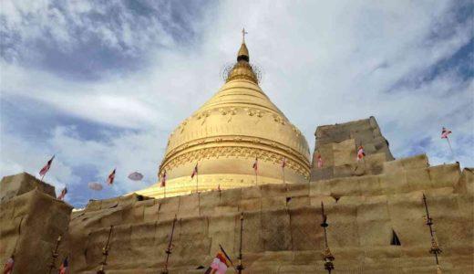 【ミャンマー:バガン観光】絶対見てほしいおすすめパゴダ3選