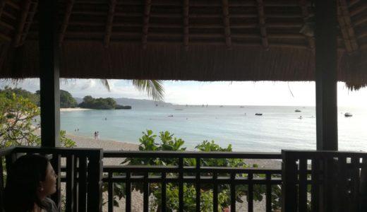白い砂浜がキレイ!フィリピンのボラカイ島観光!