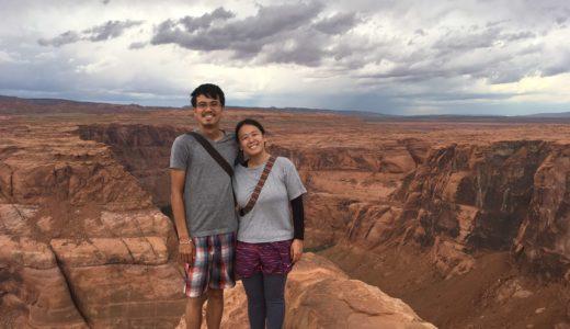 アリゾナ州ホースシューベンドの景色はやっぱりすごかった!