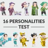 【16 Personalities】16タイプ性格診断をしてみました!