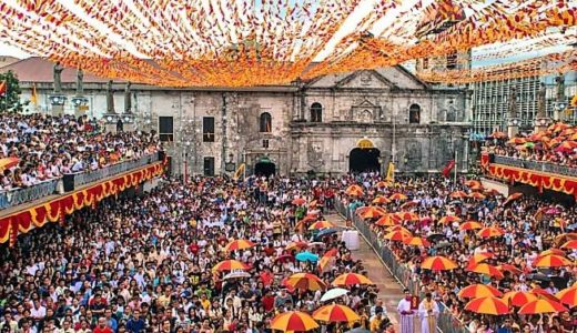 フィリピン最大級のお祭り!シヌログ祭り!