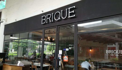 お手頃価格で食べられるレストラン!セブのBRIQUE!
