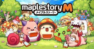 メイプルストーリーMをプレイした感想
