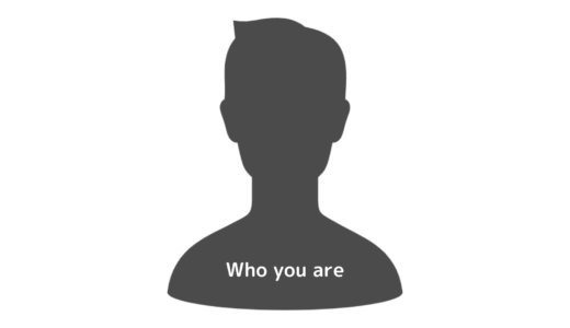Who you areを読んだまとめ